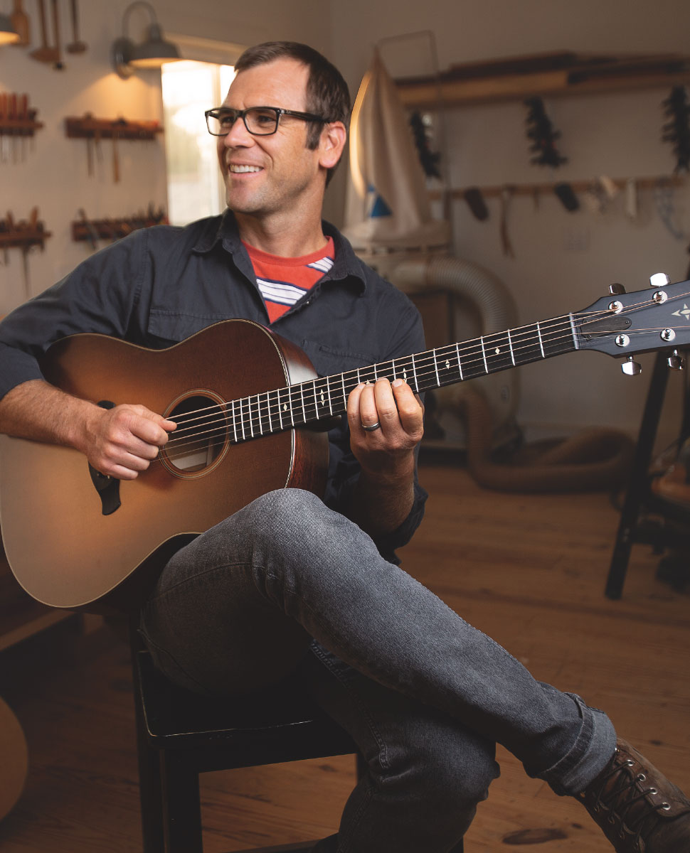 An Introduction to Recording Acoustic Guitar