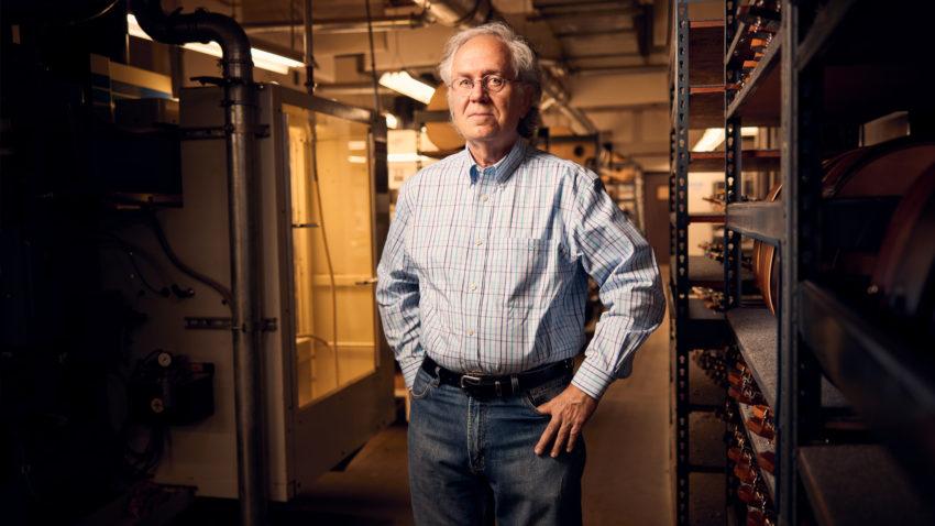 image of Taylor co-founder Kurt Listug